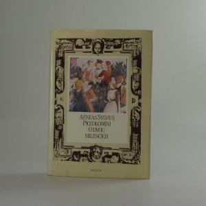 náhled knihy - O dvou milencích