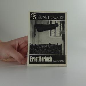 náhled knihy - Ernst Barlach - Zweite folge
