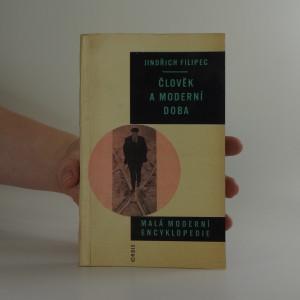 náhled knihy - Člověk a moderní doba