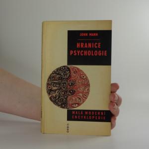 náhled knihy - Malá moderní encyklopedie: Hranice psychologie