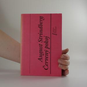 náhled knihy - Červený pokoj - vyprávění ze života umělců a spisovatelů
