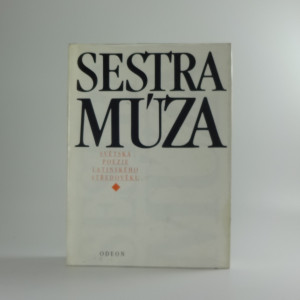 náhled knihy - Sestra Múza : světská poezie latinského středověku