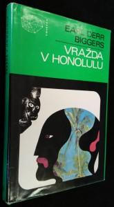 náhled knihy - Vražda v Honolulu
