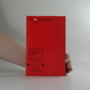náhled knihy - Spoutané blesky