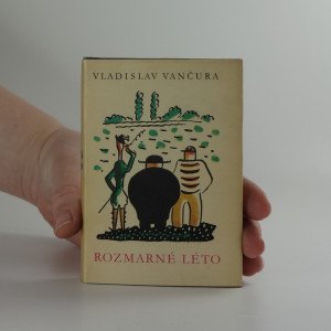 náhled knihy - Rozmarné léto : humoristický románek
