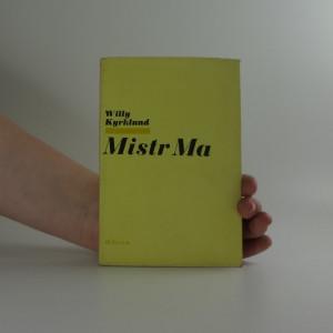 náhled knihy - Mistr Ma