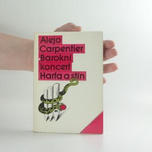 náhled knihy - Barokní koncert ; Harfa a stín