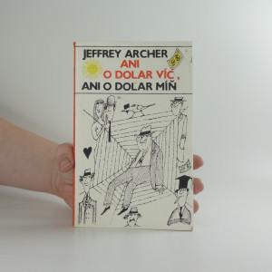 náhled knihy - Ani o dolar víc, ani o dolar míň