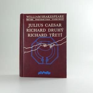 náhled knihy - Julius Caesar ; Richard Druhý ; Richard Třetí