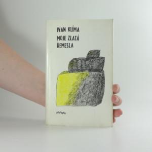 náhled knihy - Moje zlatá řemesla