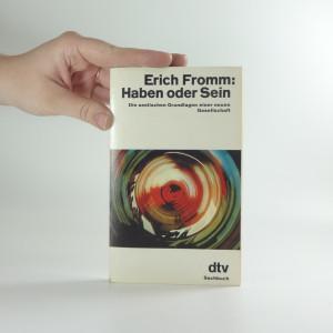 náhled knihy - Haben oder Sein