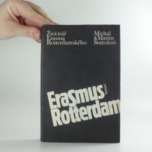 náhled knihy - Živá tvář Erasma Rotterdamského