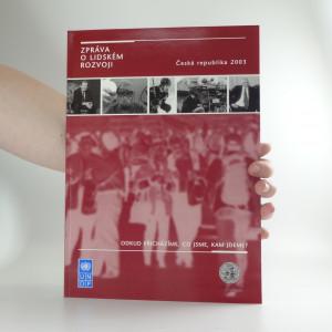 náhled knihy - Zpráva o lidském rozvoji - Česká republika 2003