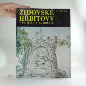 náhled knihy - Židovské hřbitovy v Čechách a na Moravě