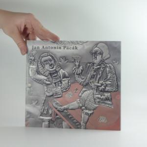 náhled knihy - Jan Antonín Pacák - katalog k výstavě