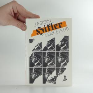 náhled knihy - Hitler : vůdce a lid