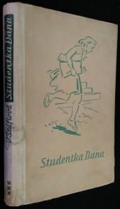 náhled knihy - Studentka Dana