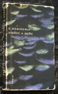 náhled knihy - Stařec a moře