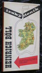 náhled knihy - Irský deník