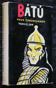 náhled knihy - Bátú, vnuk Čingischánův
