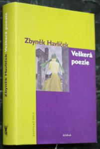náhled knihy - Veškerá poezie
