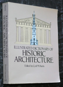 náhled knihy - Ilustrated dictionary of historic architecture