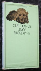 náhled knihy - Únos Proserpiny : [a jiné básnické skladby]