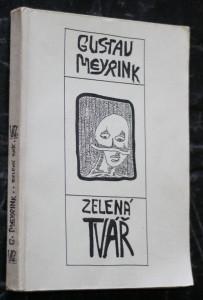 náhled knihy - Zelená tvář : román