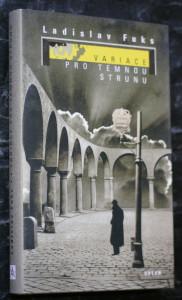 náhled knihy - Variace pro temnou strunu