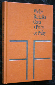 náhled knihy - Cesta z Prahy do Prahy