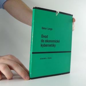 náhled knihy - Úvod do ekonomické kybernetiky