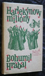 náhled knihy - Harlekýnovy milióny : pohádka