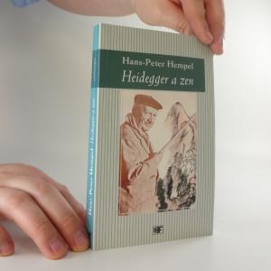 náhled knihy - Heidegger a zen
