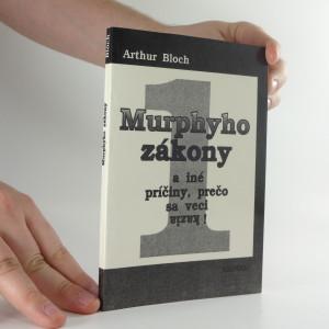 náhled knihy - Murphyho zákony a iné príčiny, prečo sa veci kazia