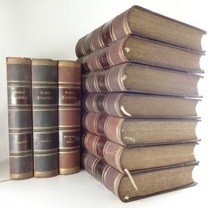 náhled knihy - Brehms Tierleben (10 svazků)