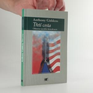 náhled knihy - Třetí cesta : obnova sociální demokracie