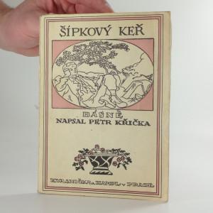 náhled knihy - Šípkový keř