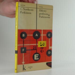náhled knihy - Zákony profesora Parkinsona