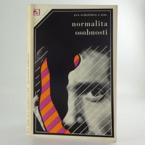 náhled knihy - Normalita osobnosti