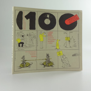 náhled knihy - 100 přísloví nikoho neumoří - 100 ilustrovaných přísloví v češtině, ruštině, němčině, angličtině, francouzštině, španělštině a latině