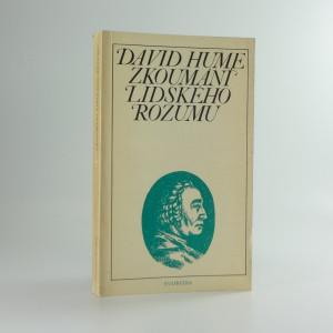 náhled knihy - Zkoumání lidského rozumu
