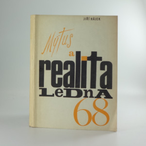 náhled knihy - Mýtus a realita ledna 1968