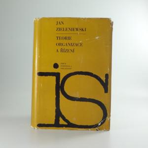 náhled knihy - Teorie a organizace řízení