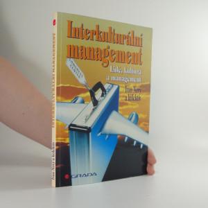 náhled knihy - Interkulturální management : lidé, kultura a management
