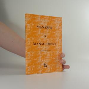 náhled knihy - Manažer a management