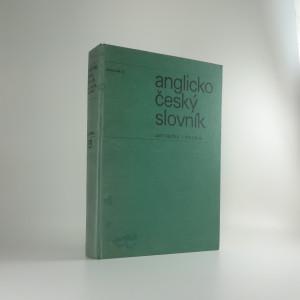 náhled knihy - Anglicko-český slovník s dodatky Antonín Osička, Ivan Poldauf
