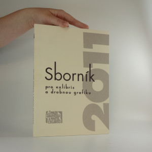 náhled knihy - Sborník pro exlibris a drobnou grafiku