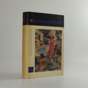 náhled knihy - Historie našich dnů