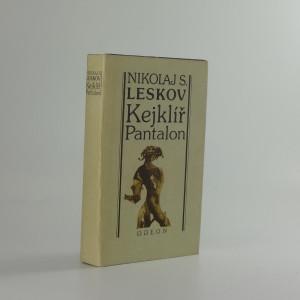náhled knihy - Kejklíř Pantalon