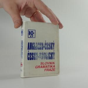 náhled knihy - Kapesní anglicko-český, česko-anglický slovník : slovník, gramatika, fráze